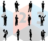 Business People Vector lesjpg